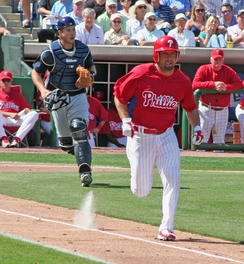 Shane Victorino was acquired in a trade with the Phillies on July 31