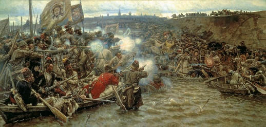 The Conquest of Siberia by Yermak Timofeyevich