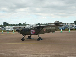 T-17 Supporter at RIAT 2010