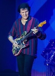 Trevor Rabin joined the band when it reformed in 1983 and stayed until 1994 when he decided to become a film composer. Since then he has become a member of Yes featuring Anderson Rabin Wakeman.