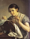 The Lace Maker, 1823