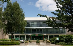Sport Wales National Centre, Cardiff, headquarters of Sport Wales, the Welsh Sports Association and the Federation of Disability Sport Wales