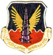 Emblem of the USAF 1st Air Commando Wing