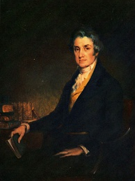 Abraham Baldwin, one of the founders and first president of the University of Georgia