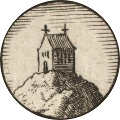 "Woodcut of the Augsburg Confession, Article VII, ""Of the Church"". Lutherans of Evangelical Catholic churchmanship regard the Augsburg Confession as a thoroughly Catholic document.[3]"