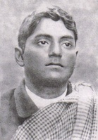 Jatindranath Mukherjee (Bagha Jatin) in 1910; was the principal leader of the Jugantar Party that was the central association of revolutionary Indian independence fighters in Bengal.