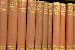 1930s volumes of ICI magazine