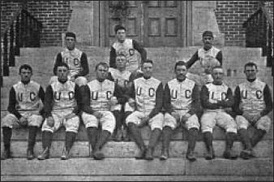Colorado's First football team in 1890