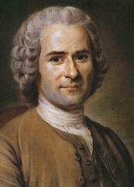 Jean-Jacques Rousseau was not only a writer but also an influential philosopher of the eighteenth century.[222]