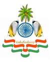 Official logo of Lakshadweep