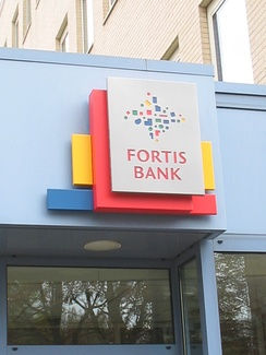 Fortis Bank in Delft