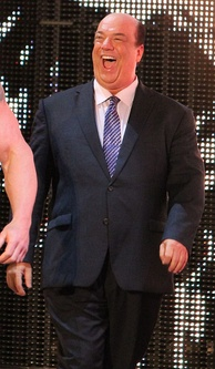 Paul Heyman is a seven-time winner of the category