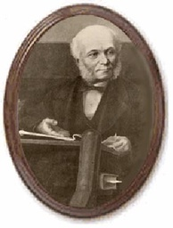 Saul Solomon, strongest proponent of the franchise through the 1860s and 70s.