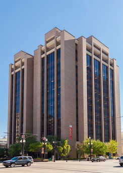 J. C. Penney offices in Salt Lake City, Utah