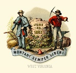 West Virginia state coat of arms (illustrated, 1876).jpg