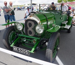 1926 Bentley 3 Litre Le Mans