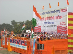 ABVP against Bangladeshi undocumented immigrants