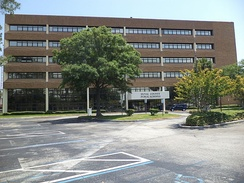 Duval County Public Schools headquarters