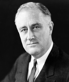 Franklin D. Roosevelt won a record four presidential elections (1932, 1936, 1940 and 1944).