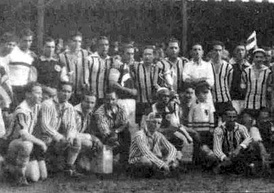Grêmio state champion of 1931
