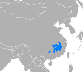 Gan in Mainland China.