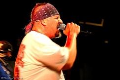 Vocalist Mike Muir formed Suicidal Tendencies in 1980, and is their only remaining original member.