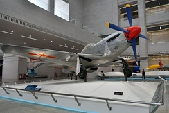 P-51D Mustang in Military Museum of the Chinese People's Revolution.