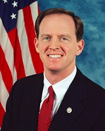 Congressman Toomey's Official Portrait.