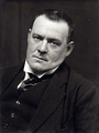 Hilaire Belloc, prolific Anglo-French writer and historian, President of the Oxford Union, British Member of Parliament