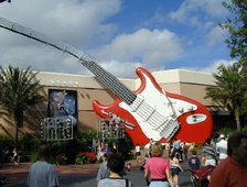 The Rock 'n' Roller Coaster Starring Aerosmith opened at Walt Disney World in 1999.