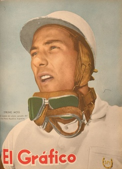 Stirling Moss placed second
