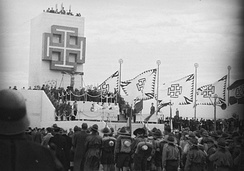 Fatherland Front rally, 1936
