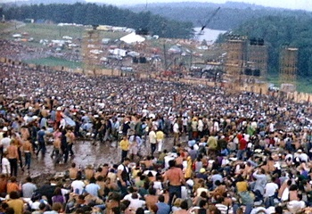 Woodstock Redmond Stage, Woodstock Music Festival 1969