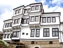 Robevi family house – typical Ottoman architecture widespread in  the area.