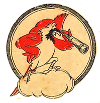 108th Observation Squadron emblem
