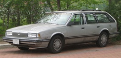 1990 Chevrolet Celebrity station wagon