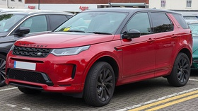 2019 Land Rover Discovery Sport R-Dynamic SE 2.0 Front.jpg