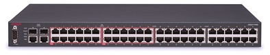 Avaya ERS 2550T-PWR, a 50-port Ethernet switch