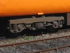 BT10 high-speed bogie as used on MK3