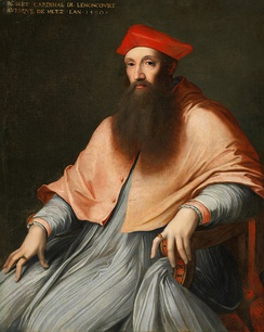 Reginald Pole was a cardinal for 18 years before he was ordained a priest.