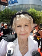 Elaine Stritch won the award for her guest appearance in Law & Order.