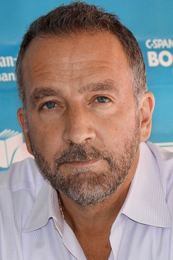 George Pelecanos, crime novelist and writer for The Wire