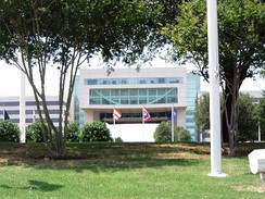 Electronic Data Systems headquarters in Plano