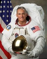 John D. Olivas is an engineer and a former NASA astronaut. Olivas has flown on two space shuttle missions, STS-117 and STS-128. He performed EVAs on both missions, totaling 34hrs 28min.