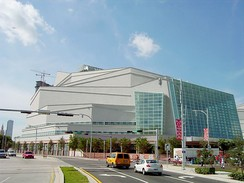 Adrienne Arsht Center for the Performing Arts, the second-largest performing arts center in the United States.