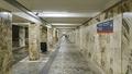 Подземный пешеходный переход между станцией метро и вокзалом