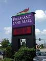 One of three pre-2012 matching signs to the Pheasant Lane Mall