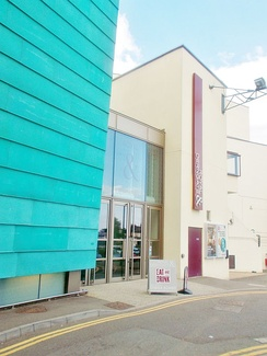 Royal & Derngate, one of the main venues for arts and entertainment
