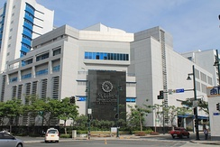 St. Luke's Medical Center – Global City in Taguig, named as one of the best hospitals in the world.