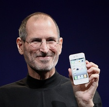 Apple co-founder and longtime leader Steve Jobs (pictured in 2010) led the introduction of many innovations in the computer, smartphone and digital music industry